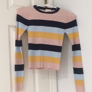 Tillys striped sweater